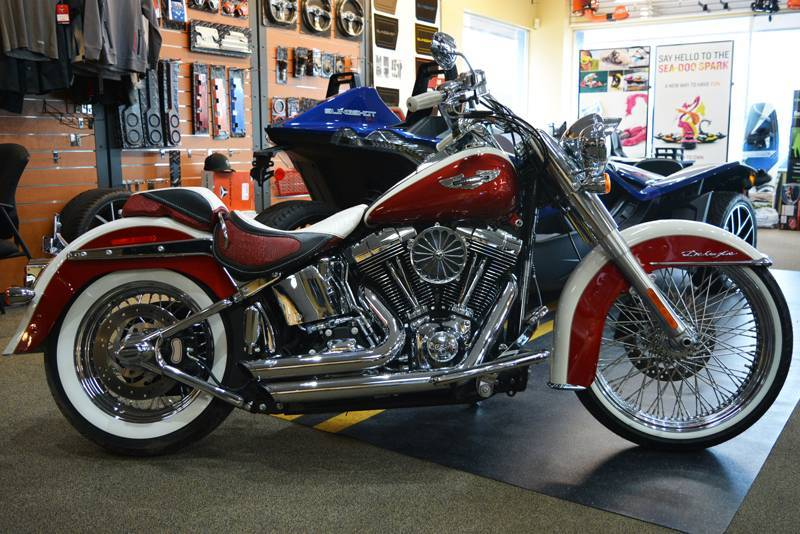 2013 Harley-Davidson Softail Deluxe
