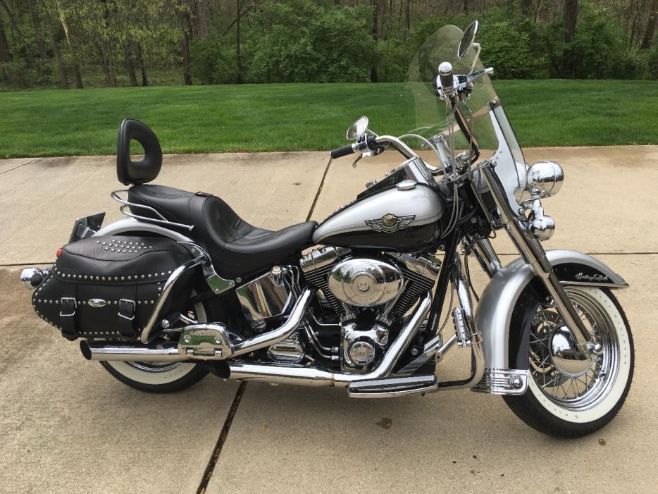2003 Harley-Davidson HERITAGE SOFTAIL SPECIAL