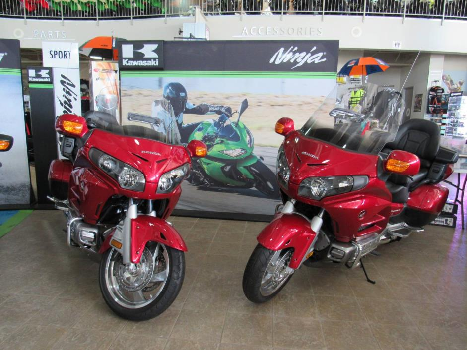 2016 Honda Gold Wing Navi XM ABS