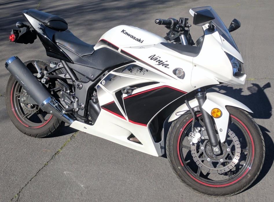 2011 Kawasaki NINJA 250R SE