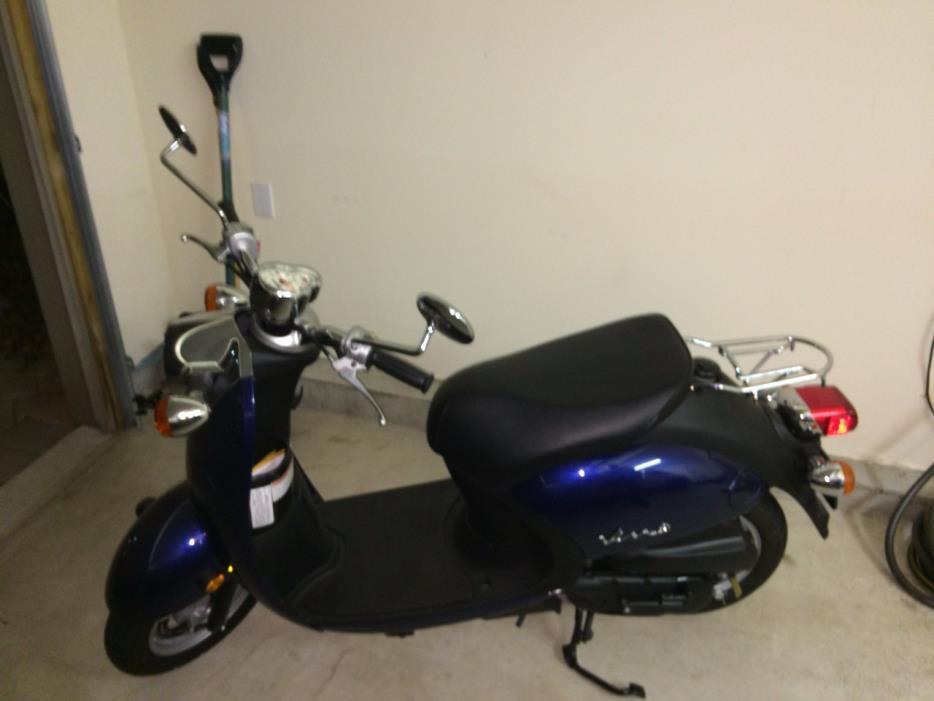 2009 Yamaha VINO CLASSIC