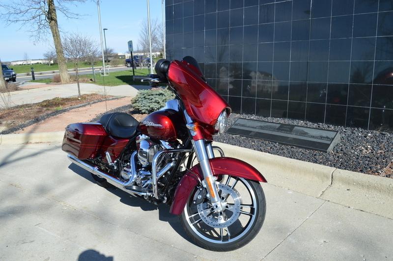 2016 Harley-Davidson FLHXS - Street Glide Special