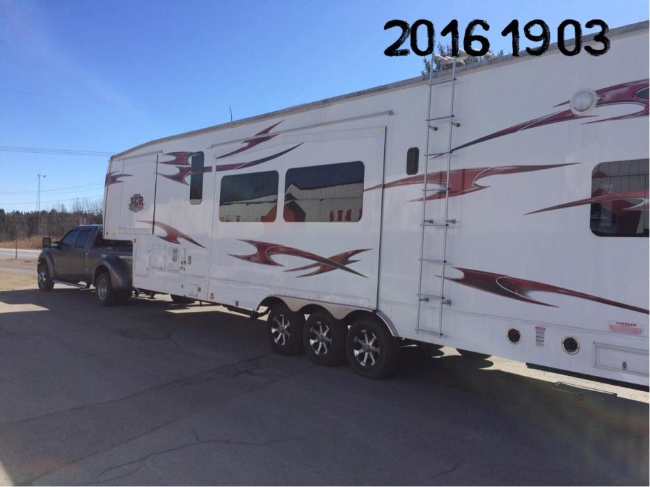 2011 Forest River XLR THUNDERBOLT 35X12