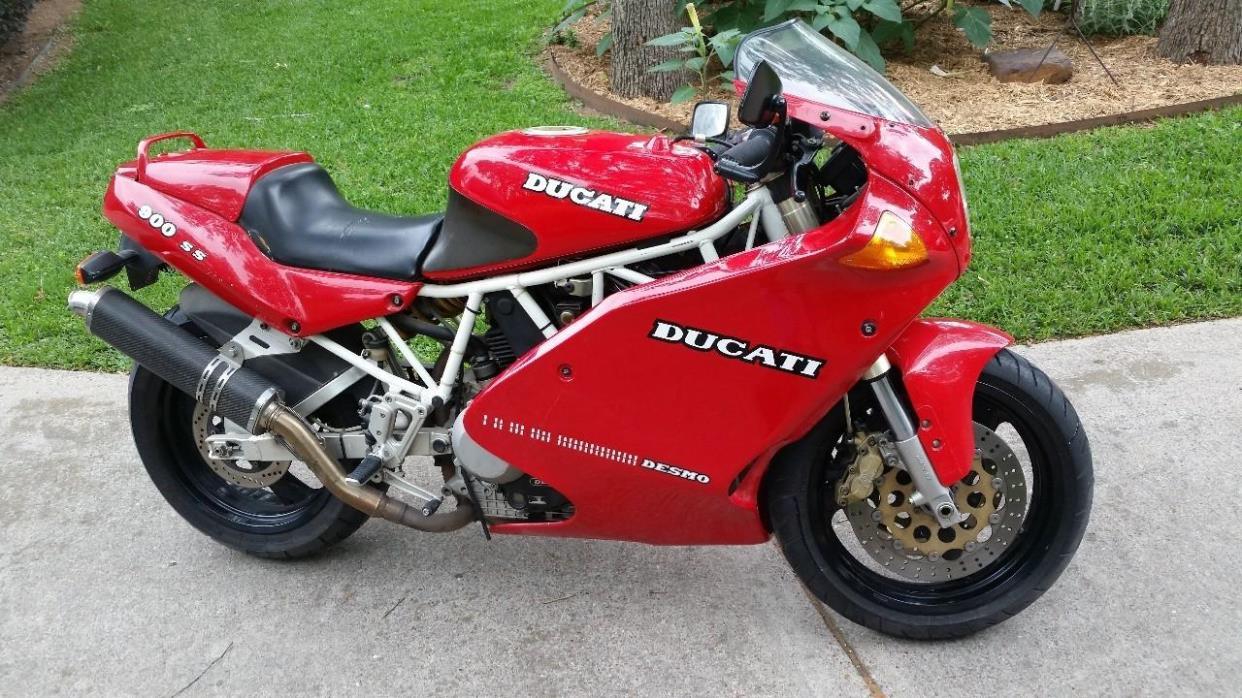 1992 Ducati SUPER SPORT 900