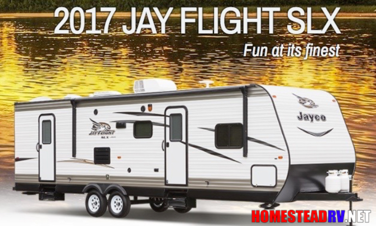 2017 Jayco 267BHSW JAY FLIGHT SLX