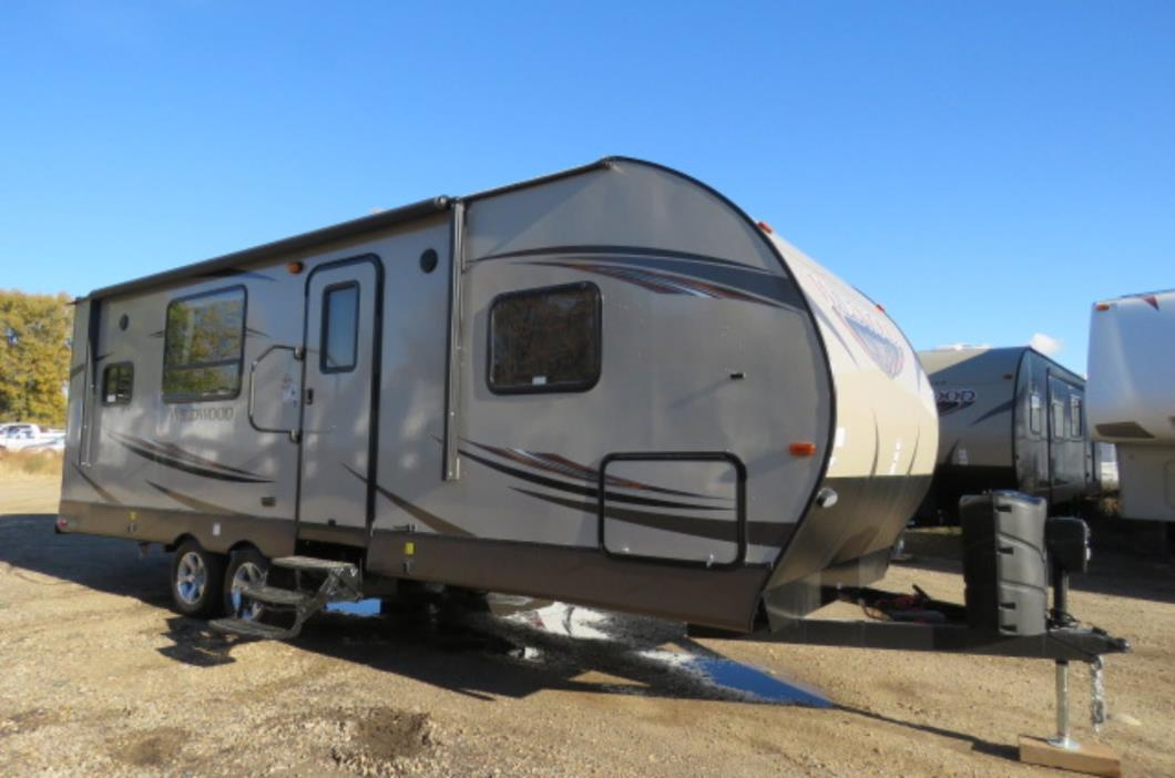 2017 Forest River WILDWOOD 25RKS
