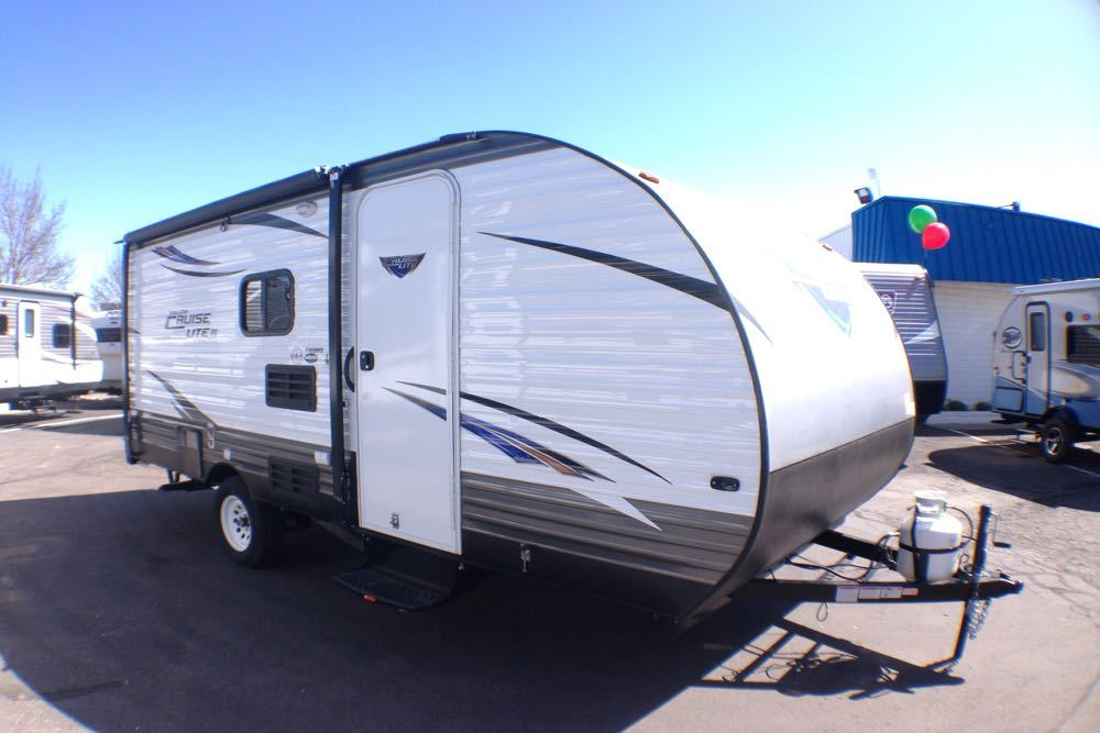 2017 Forest River Salem Cruise Lite 195BH