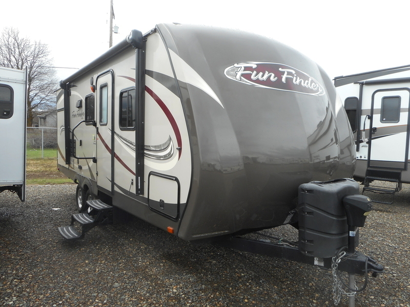 2014 Cruiser Rv Fun Finder F-215WSK