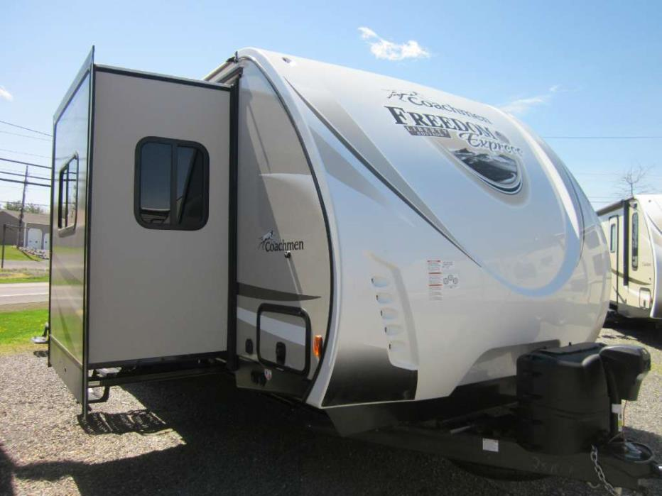 2018 Coachmen Freedom Express 321FEDSLE