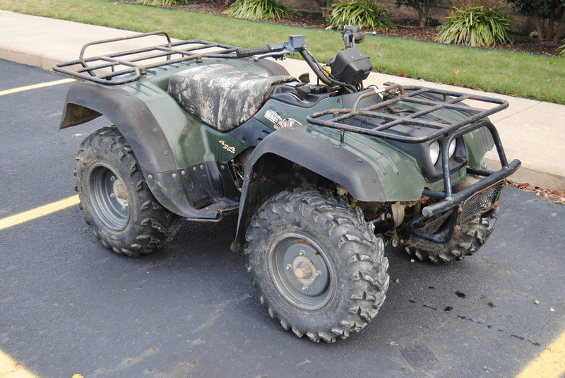 2002 Suzuki King Quad
