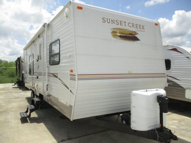 2008 Sunnybrook Sunset Creek 266RB