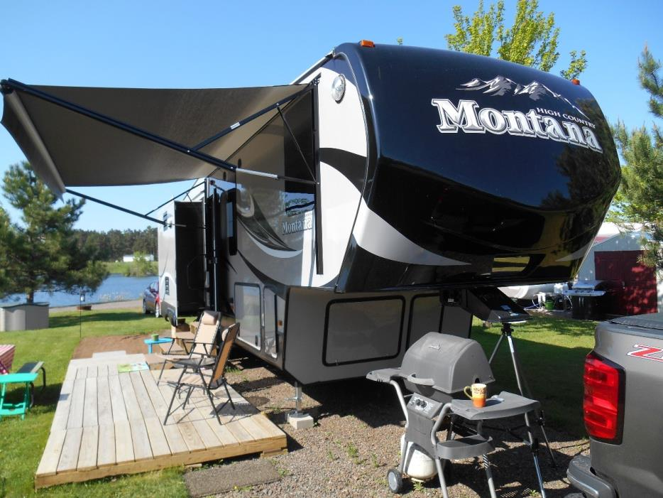 2016 Keystone MONTANA HIGH COUNTRY 305RL