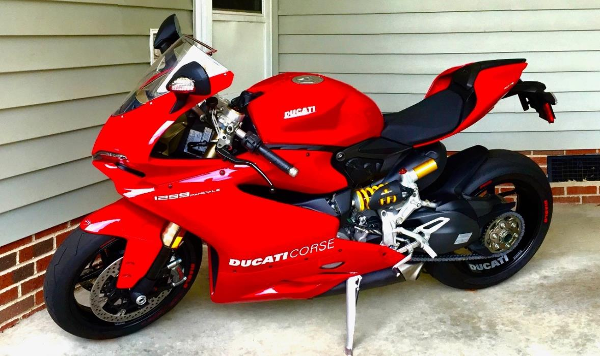 ducati 1299 panigale motorcycles for sale