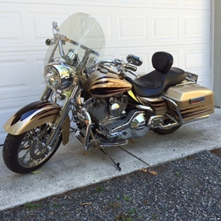 2003 Harley-Davidson ROAD KING CVO
