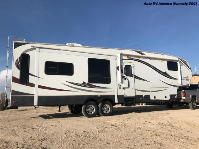 2013 Keystone M-324RL Laredo