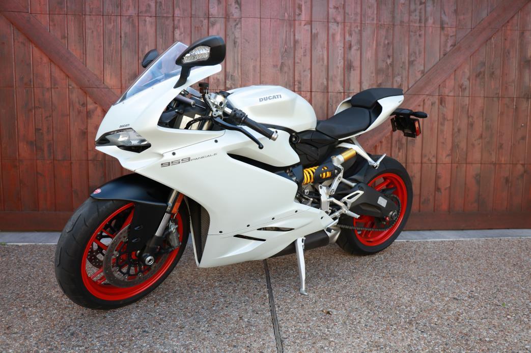 2016 Ducati SUPERBIKE 959 PANIGALE