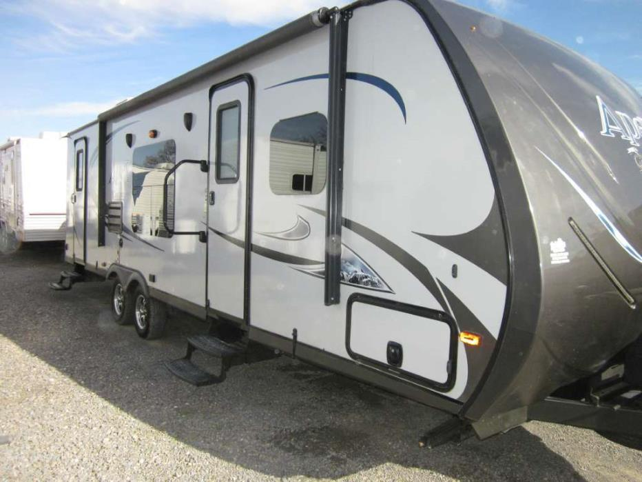 2015 Coachmen Apex by Coachmen 288BHS (8 ft. Wide)