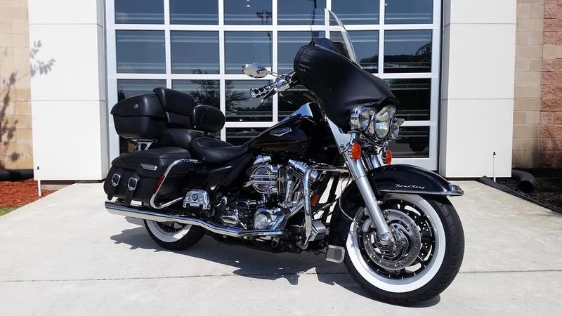 2005 Harley-Davidson FLHRC