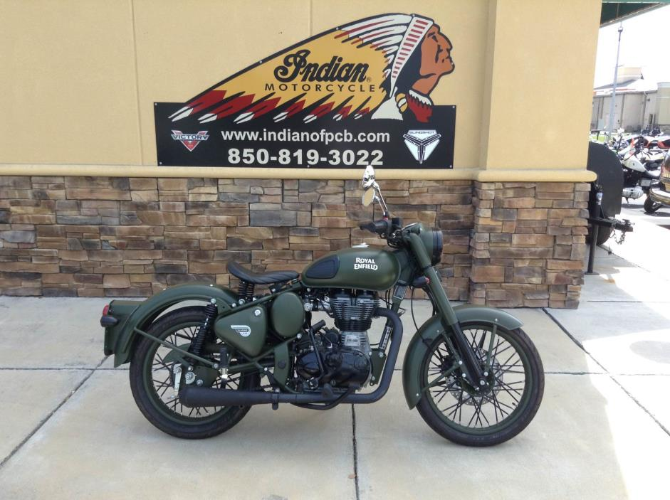 2015 Royal Enfield Bullet Classic