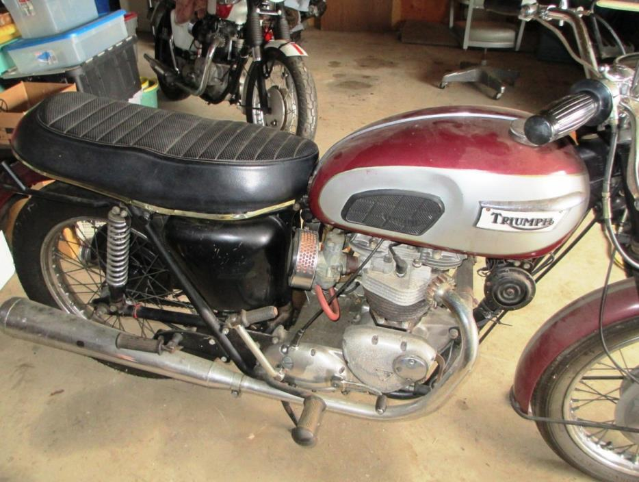 1971 Triumph BONNEVILLE T120