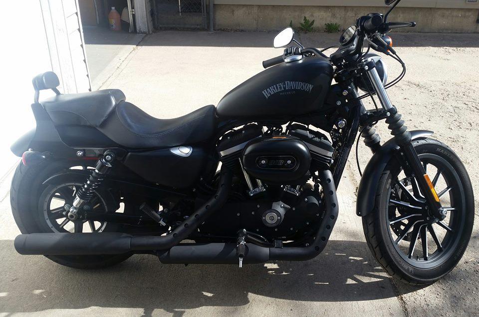 2014 Harley-Davidson SPORTSTER 883 IRON
