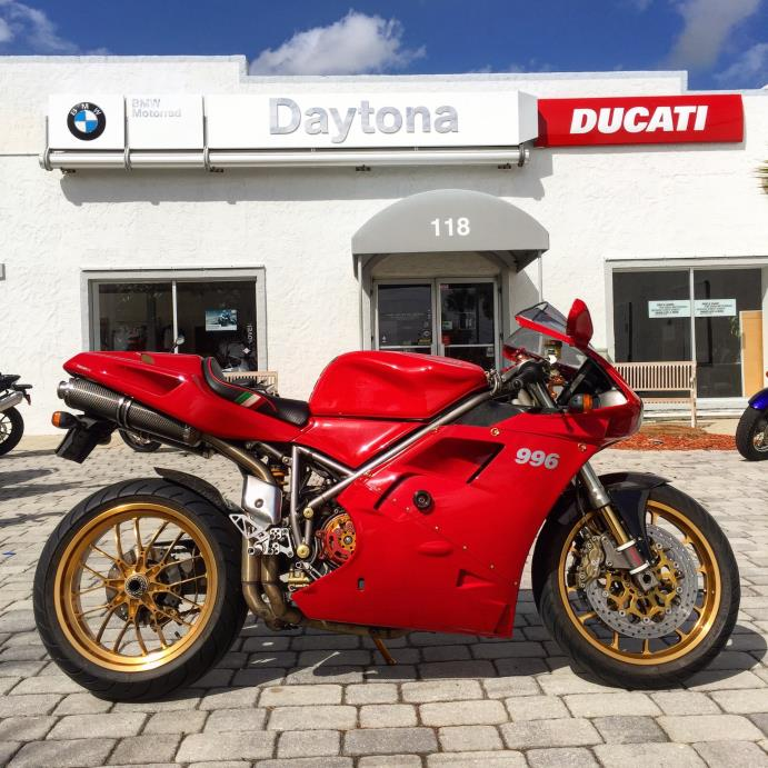 Ducati Motorcycle Dealers Florida