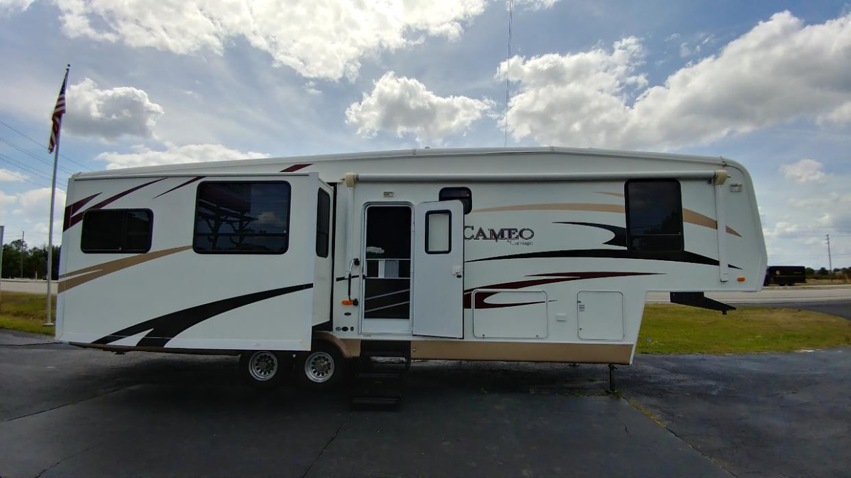 2007 Carriage CAMEO F35FD3