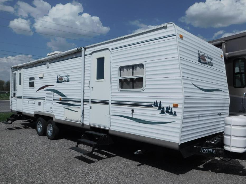 2003 Adventure Manufacturing Timberlodge 32RLS