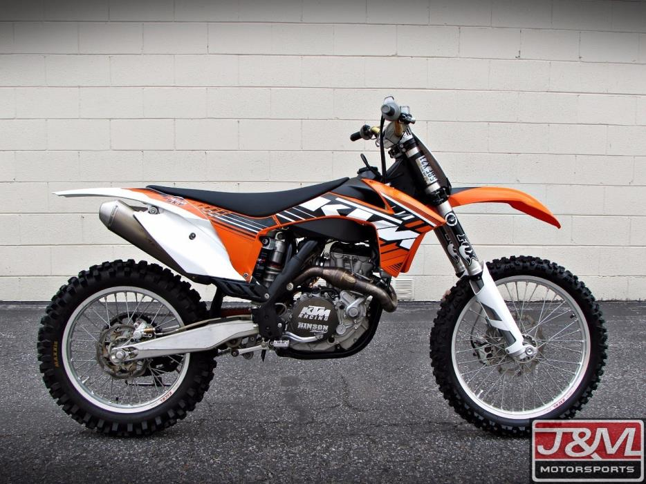 ktm 450 sx f motorcycles for sale in california. Black Bedroom Furniture Sets. Home Design Ideas