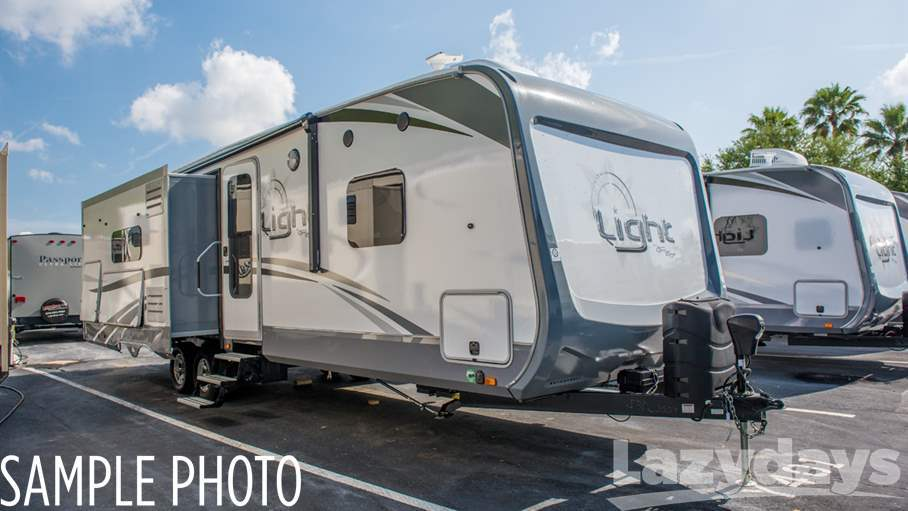 2018 Open Range Light 308BHS
