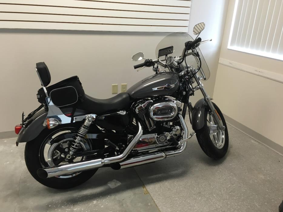 2016 Harley Davidson Sportster 1200 Custom