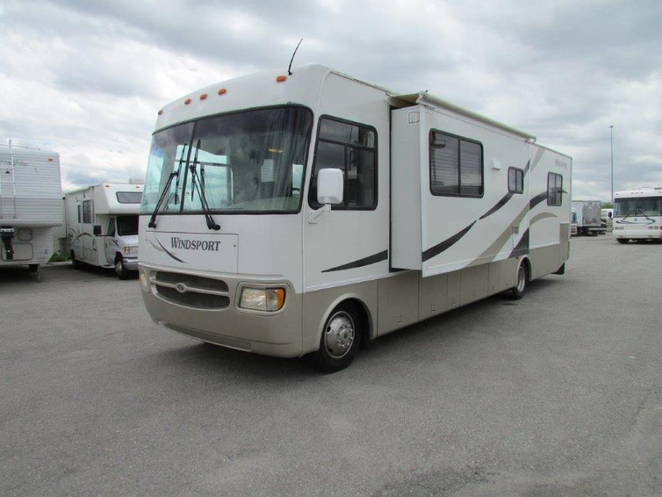2003 Four Winds WINDSPORT 34E