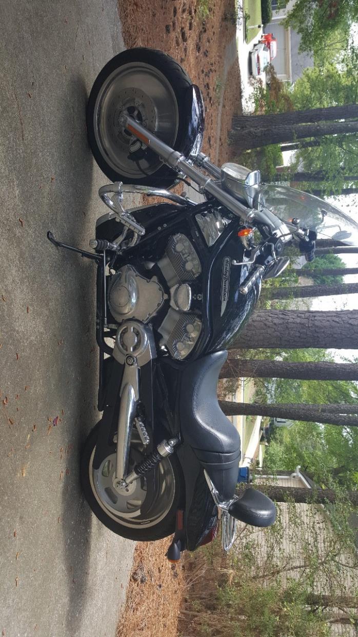 2004 Harley-Davidson V-ROD X