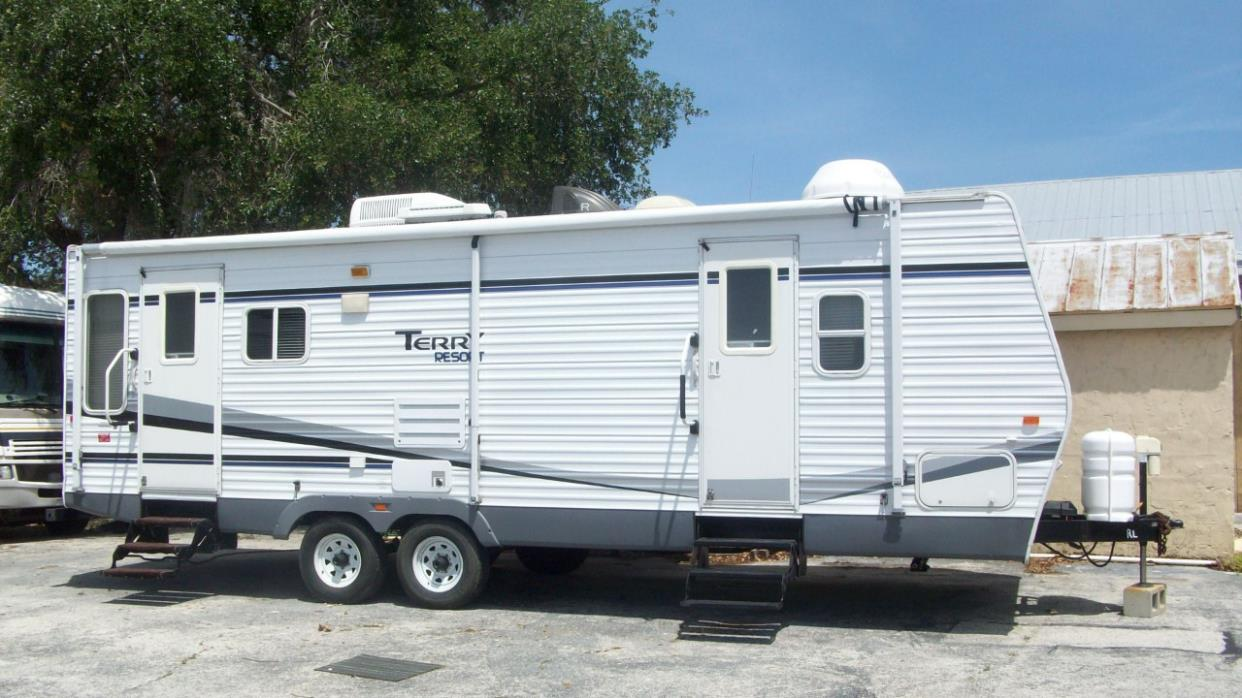 2007 Fleetwood Terry Resort 260RL