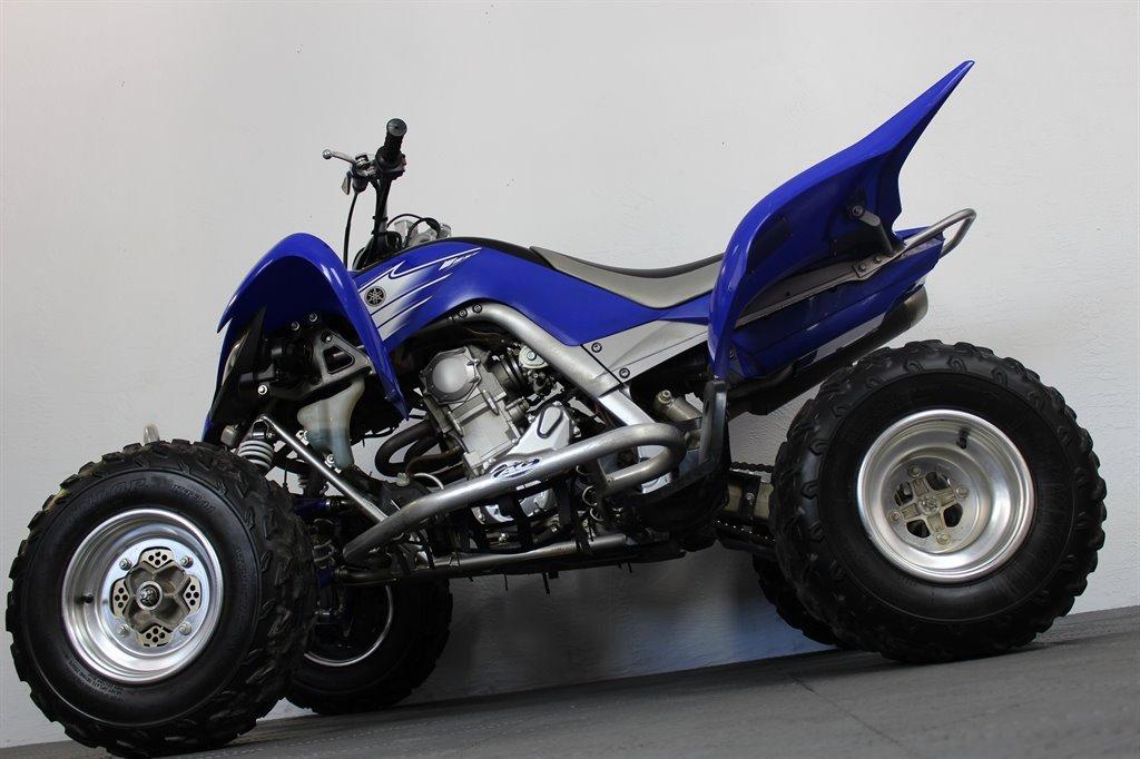 2008 Yamaha Raptor 700r