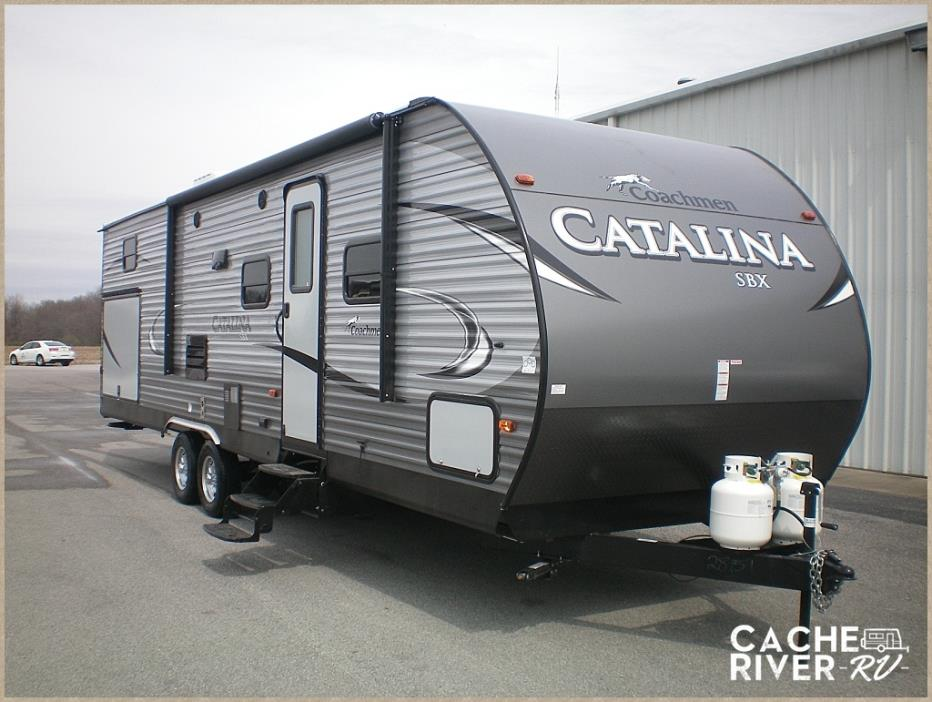 2018 Coachmen 301BHSCK catalina