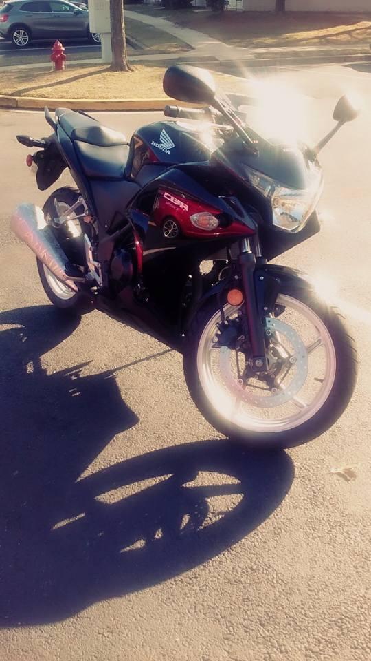 2011 Honda CBR 300R