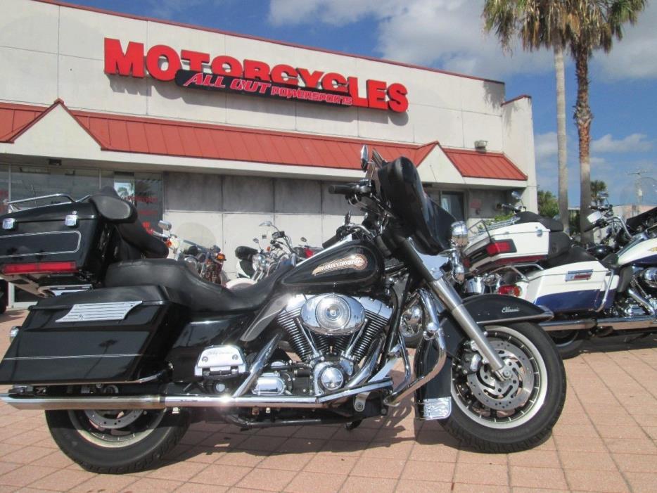 2005 Harley Davidson ELECTRA GLIDE CLASSIC FLHTCI