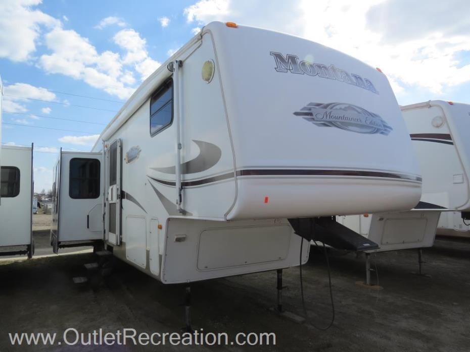 2007 Keystone Mountaineer 336RLT