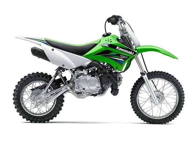 2014 Kawasaki KLX110L
