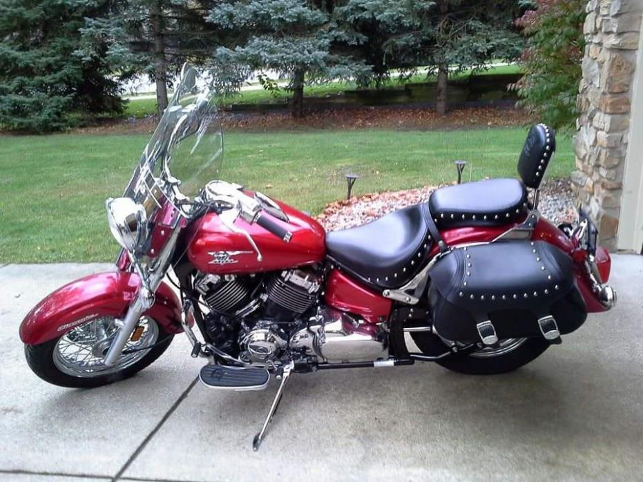 Yamaha V Star 650 motorcycles for sale in Indiana