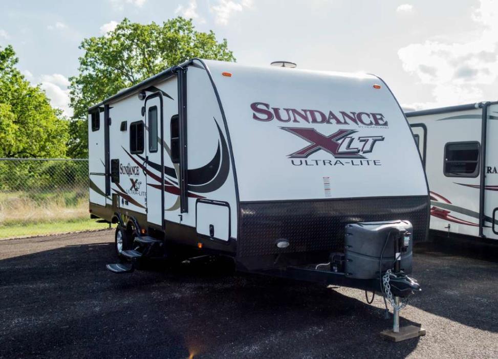 2015 Heartland Sundance RV 24BHSS