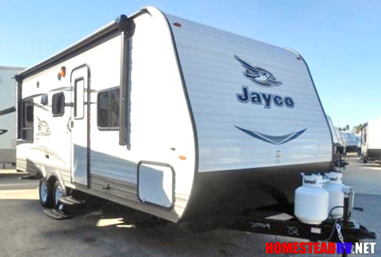 2017 Jayco 212QBW JAY FLIGHT SLX