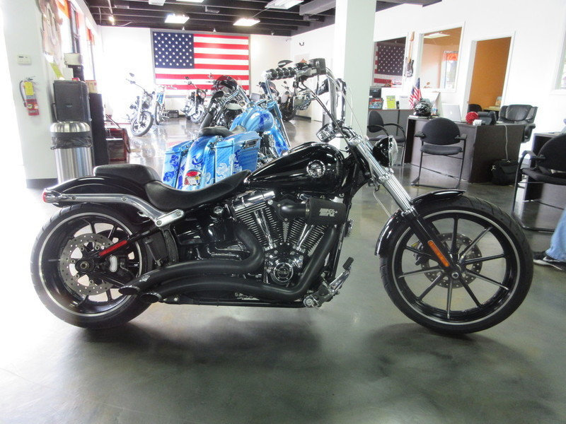 2013 Harley-Davidson FXSB - Softail Breakout