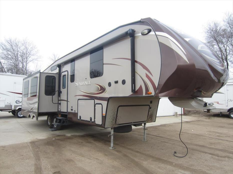 2014 Heartland Rv Sundance SD 3380RL
