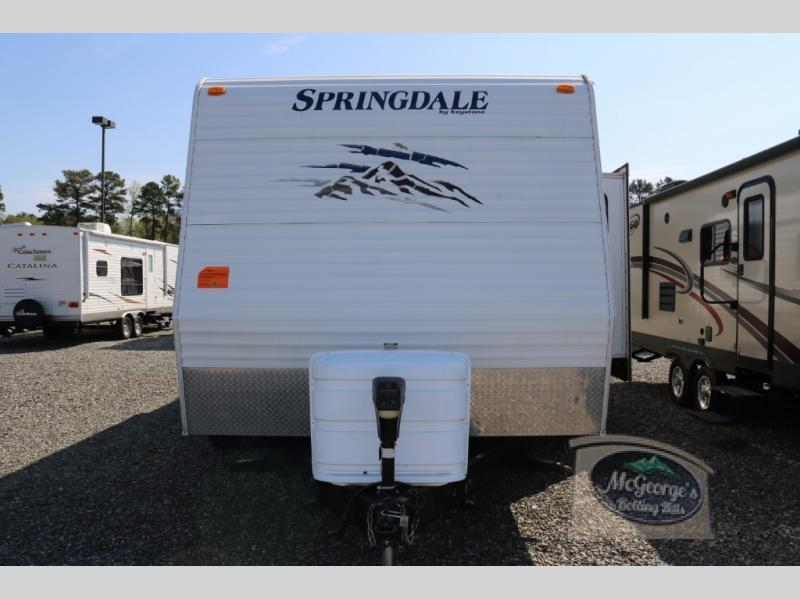 2009 Keystone Rv Springdale 296BHSSR, 0