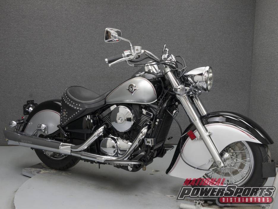2004 Kawasaki VN800 VULCAN 800 DRIFTER