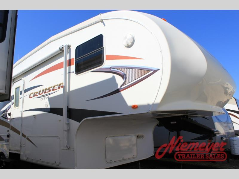 2011 Crossroads Rv Cruiser CTX CF26RKX