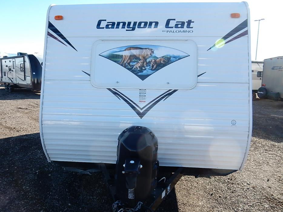 2015 Palomino Canyon Cat 17 QB, 7