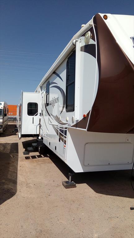 2014 Heartland Rv Bighorn BH 3570 RS, 1